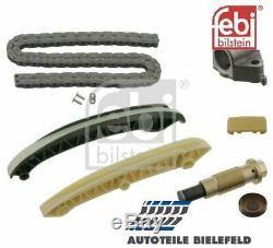 Original FEBI BILSTEIN Steuerkettensatz 44974 für Mercedes-Benz C-Klasse CLK