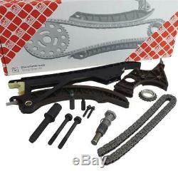 Original Febi Steuerkettensatz für BMW 1er E81 E87 3er E90 E91 E92 5er E60