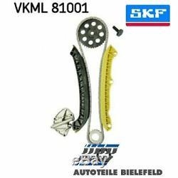 Original SKF Steuerkettensatz VKML81001 für Skoda Fabia Fabia Stufenheck VW