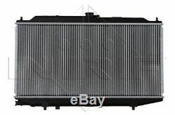Radiator Engine Cooling For Honda CIVIC IV Hatchback Ec Ed Ee D14a1 D16a6 Nrf