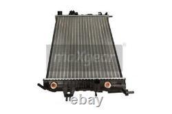 Radiator Engine Cooling For Opel Vauxhall Astra G Box F70 X 16 Szr Maxgear 13901