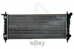 Radiator Engine Cooling For Opel Vauxhall Corsa B 73 78 79 X 12 Xe Nrf 1300175