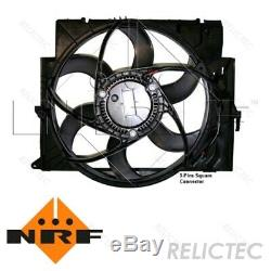 Radiator Fan Cooling BMWE91, E90, E84, E92, E88, E93, E82, E81, E87,3,1, X1 17428506668