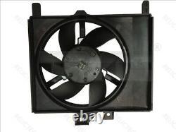 Radiator Fan Cooling SmartFORTWO, City, ROADSTER, CROSSBLADE 0003127V008