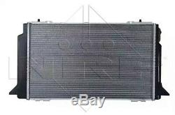 Radiator, engine cooling NRF 50527