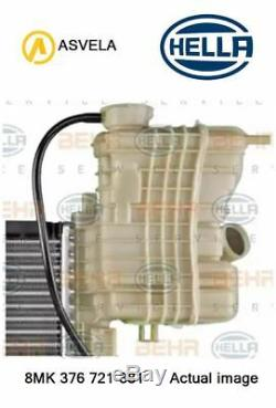 Radiator, engine cooling for MERCEDES-BENZ VITO Bus, 638 HELLA 8MK 376 721-381