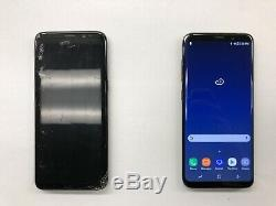 Samsung Galaxy S8 Damage Cracked OLED LCD Display Repair Mail In Service