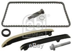 Timing Chain Kit For Vw Skoda Seat Audi Touran 1t3 Cbzb Cbza Cbzc Febi Bilstein
