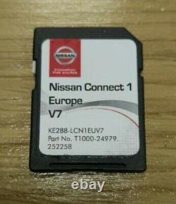 W. Neu Nissan Juke Navigation Connect Radio Bluetooth LCN1 MP3 SD CD 25915BH30E