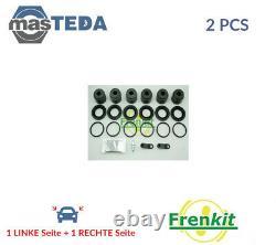 2x Frenkit Vorne Reparatursatz Bremssattel 236931 P Für Vw Touareg