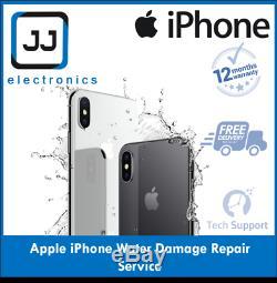Apple Iphone Eau Service De Réparation De Dommages (récupération De Données)