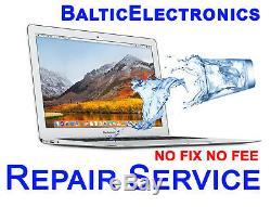 Apple Macbook Air 2009 2017 Carte Logique, Dommages Liquide Service De Réparation