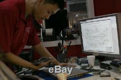Apple Macbook Pro 17 (a1297) - Service De Réparation De Carte Logique - Dommages Causés Par Le Liquide Inclus