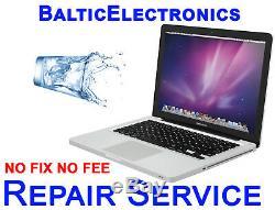 Apple Macbook Pro 2009 2017 Carte Logique, Dammage Liquide Service De Réparation