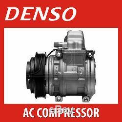 Denso A / C Compressor Dcp20021 Pièce De Climatisation Pièce D'origine Denso