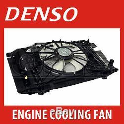 Denso Ventilateur De Radiateur Der32011 Refroidissement Du Moteur Pièce De Rechange Oe D'origine
