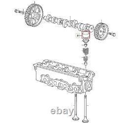 Ensemble 8 Pz Stößel Hydraulische Febi Audi 100 Vw Golf Seat Arosa Für 034109309