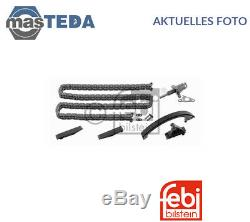 Febi Bilstein Motor Steuerkette Satz Voll 44960 P Neu Oe Qualität