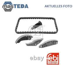 Febi Bilstein Motor Steuerkette Satz Voll 49550 P Für Audi A3, A4, Tt, B8,8p1,8pa