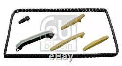 Febi Steuerkettensatz Für Mercedes C219 R171 S211 W171 W211 W219 2720500111s1
