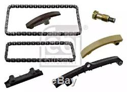 Febi Steuerkettensatz Für Vw Seat Bora Golf Mk4 Mk3 Passat Sharan 021109503d