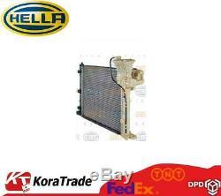 Hella 8mk376721-381 Oe Qualité De L'eau Radiateur