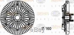 Hella Radiateur Ventilateur De Refroidissement D'embrayage De 376 733-001 G Nouveau Oe Remplacement