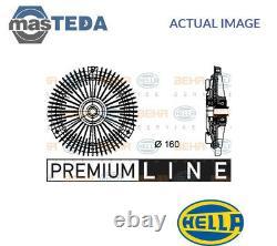 Hella Radiator Refroidissement Ventilateur Embrayage 8mv 376 732-251 I Nouveau Remplacement Oe