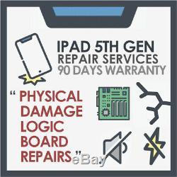 Ipad 5e Génération Dommages Physiques Et Mère Service Logic Conseil Problème Réparation