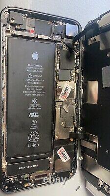 Iphone 7/8 / 8p / X / Xr / Xs / 11 / Conseil Service De Réparation (pas D'alimentation / No Signal / Dommages Eau)