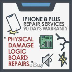 Iphone 8 Plus Service De Réparation Dommages Physiques Et Mère Carte Logique Problème