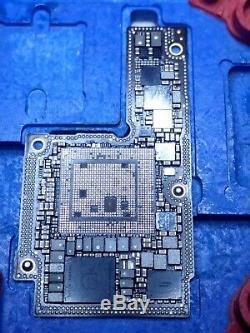 Iphone X Board Repair Service (no Power / Boot Boucle / Dommages Eau) Jour 2 Retour