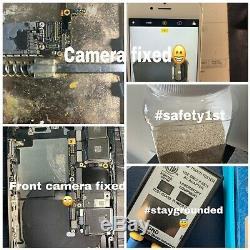 Iphone X Dégât D'eau! Pas De Charge / Charge IC Maladie Service De Réparation