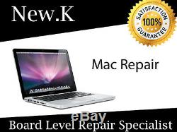 Macbook Pro Retina 13 A1706 2016 2017 Dommages Causés Par Logic Conseil Service De Réparation