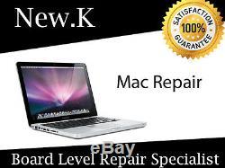 Macbook Pro Retina 15 A1707 2016 2017 Dommages Liquid Logic Conseil Service De Réparation