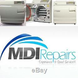 Midmark 9, Midmark 11, Autoclaves Prix De Réparation Forfaitaire (services Seulement)