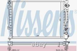 Nissens 60423a Engine Radiateur De Refroidissement Automatique