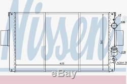 Nissens 63328 Radiateur S'adapter Iveco Daily II 2,5 Td 89