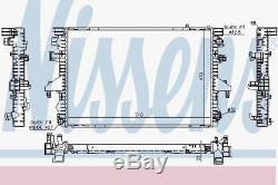 Nissens 65283a Radiateur Pour Vw Transporter T5 2,5 Tdi 03