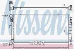 Nissens 65303 Engine Radiateur De Refroidissement Man