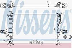 Nissens 65553a Convient Pour Volvo S 80 5 Cyl Turbo Aut 99