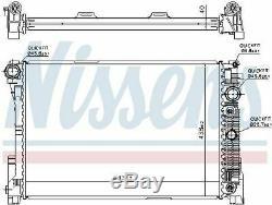 Nissens 67162 Engine Radiateur De Refroidissement