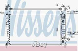 Nissens 68001a Radiateur Correspond Saab 9-5 2,0-2,3 97