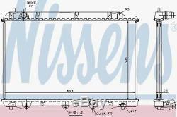 Nissens 68602a Radiateur Pour Honda Fr-v 2.2 D 05