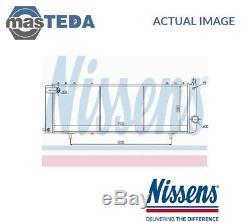 Nissens Radiateur De Refroidissement Moteur 61008 I New Oe Replacement