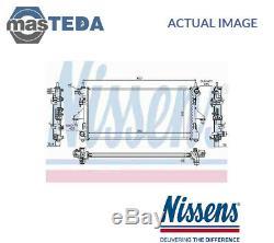 Nissens Radiateur De Refroidissement Pour Moteur 63556 P New Oe Replacement