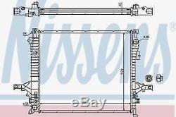 Nouveau Radiateur Nissens Refroidissement 65613a Volvo Xc90 2002-2014