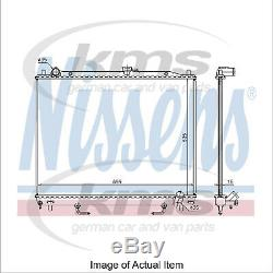 Nouveau Véritable Nissens Radiateur 68181a Top Qualité