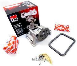 Ölpumpenantrieb Ölpumpe Steuerkette Steuerkettenspanner Für Vw Audi Seat Skoda