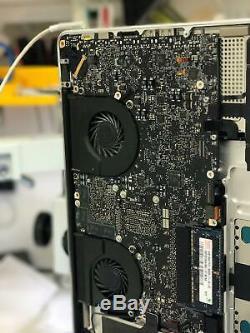 Pro Retina 13 Macbook 2015 A1502 820-4924 Dommages Liquide Service De Réparation